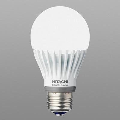 LED電球 一般電球形 広配光タイプ 密閉器具対応 60形 電球色 E26