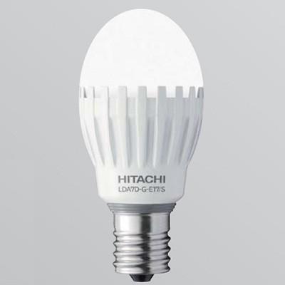 LED電球 小形電球形 電球色 E17