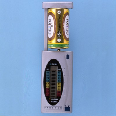 デジタル電池チェッカー 画像2