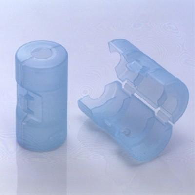 単3が単2になる電池アダプター(ブルー) 画像2