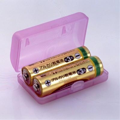 電池ケース(パープル) 画像2