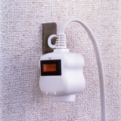 節電こぶたコード(ホワイト) 画像2