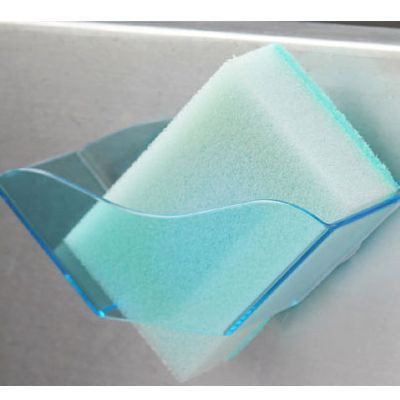 水切りスポンジ(ホワイト) 画像2