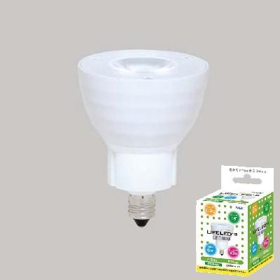 LED電球 ハロゲンランプ代替形 白色 6.0W E11中角タイプ LIFELED'S