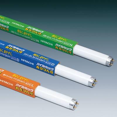 3波長形蛍光ランプ ラピッドスタート形 40形 ハイルミック温白色 G13 あかりん棒