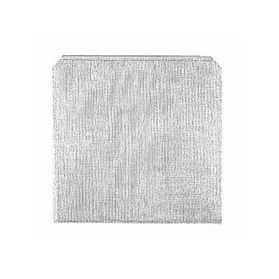 生形タイプのアルミ製特殊フィルター