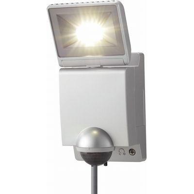 LEDセンサーライト 1灯タイプ(シルバー)
