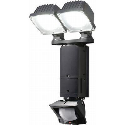LEDセンサーライト 調光2灯タイプ