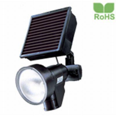 ソーラー式LEDセンサーライト