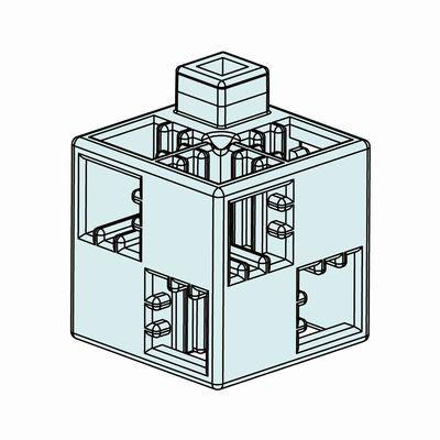 Artecブロック 基本四角 24P 薄水