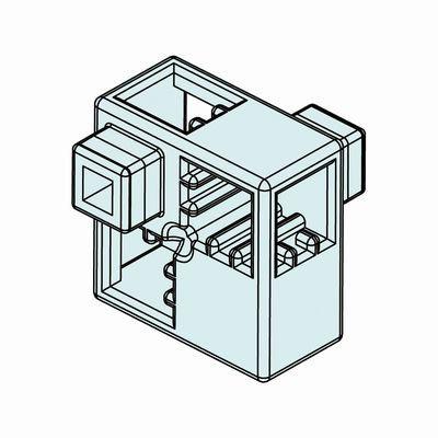Artecブロック ハーフA 8P 薄水