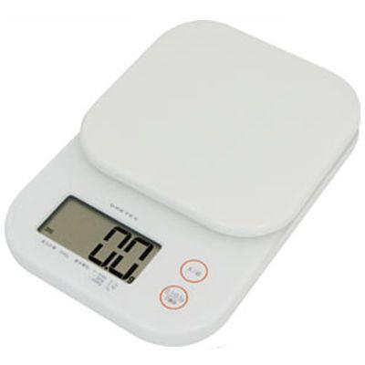 デジタルスケール「ジェリー」2kg ホワイト
