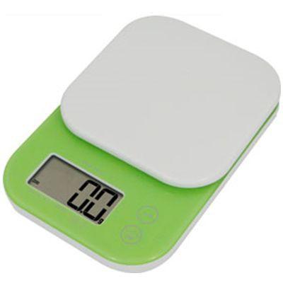 デジタルスケール「ジェリー」2kg グリーン
