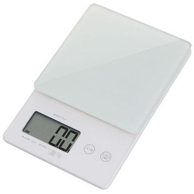 デジタルスケール「ストリーム」2kg ホワイト