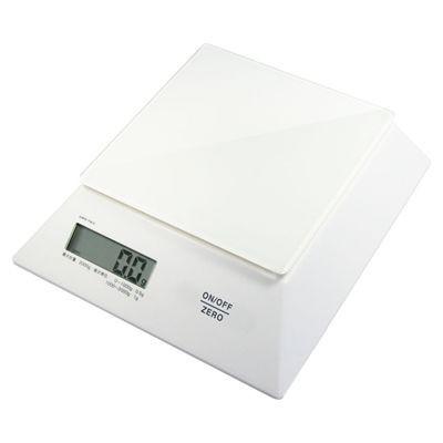 デジタルスケール「パルテノ」2kg ホワイト