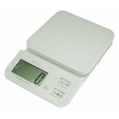 クリスタルスケール2kg ホワイト
