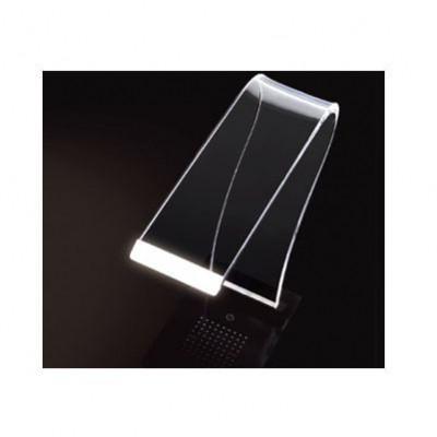 デスクライト 卓上型 LEDタイプ タッチパネル ブラック Z-LIGHT