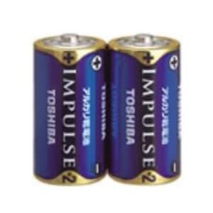 アルカリ乾電池 「IMPULSE」 単2形 2本