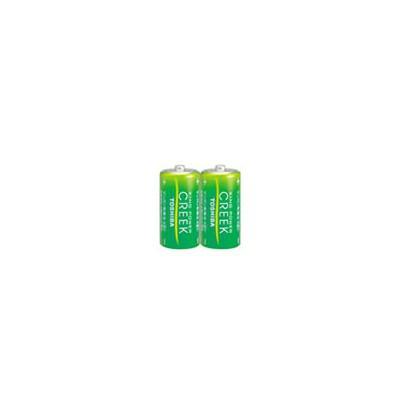 マンガン乾電池 「キングパワークリーク」 単2形 2本