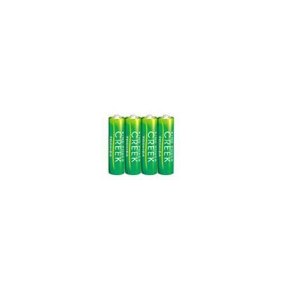 マンガン乾電池 「キングパワークリーク」 単3形 4本