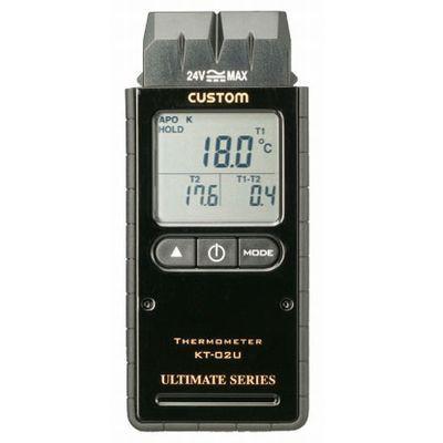 デジタル温度計(Kタイプ 2ch)