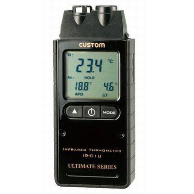 赤外線放射温度計(非接触式温度計)