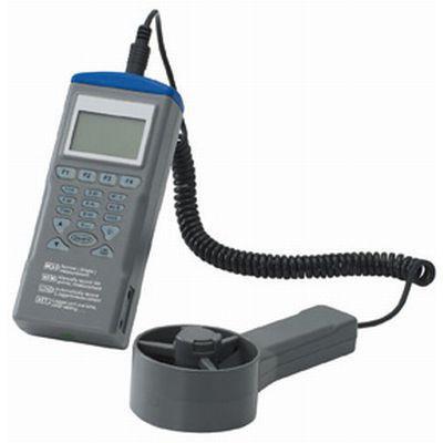 データロガー デジタル風速・風量計