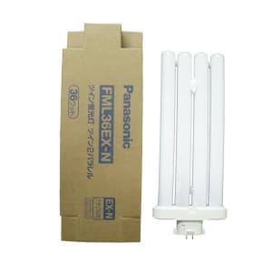 コンパクト形蛍光ランプ ツイン蛍光ランプ ナチュラル色(3波長形昼白色) 36W ツイン2パラレル(4本平面ブリッジ)