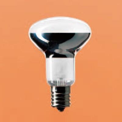 ミニレフ電球 (クリプトンガス入り) 100V 50W E17 50ミリ径