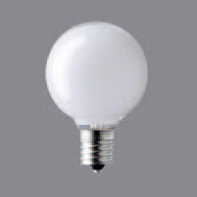 一般照明用電球 ボール電球(旧称:パナボール電球) 50ミリ径 25形 ホワイト E17
