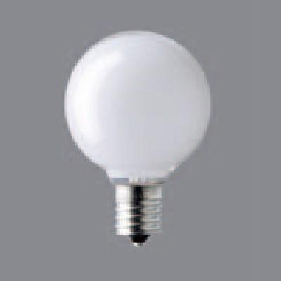 一般照明用電球 ボール電球(旧称:パナボール電球) 50ミリ径 57形 ホワイト E17