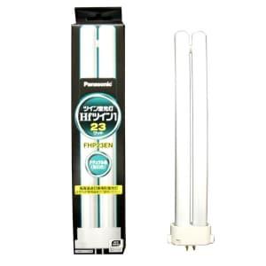 ツイン蛍光灯 Hfツイン1(2本ブリッジ) 23形 ナチュラル色 GY10q-2
