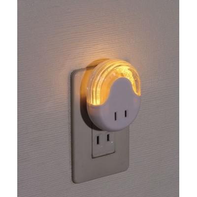 センサーナイトライト アンバー色LED×2灯