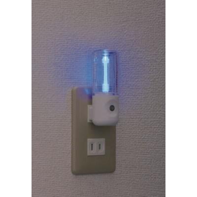 センサーナイトライト 青色LED×1灯