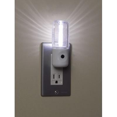 センサーナイトライト 高輝度白色LED×1灯 2個パック