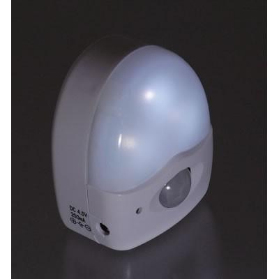 3LEDミニ赤外線センサーライト 高輝度白色LED×3灯