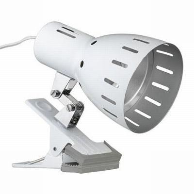 電球色LEDクリップライトホワイト