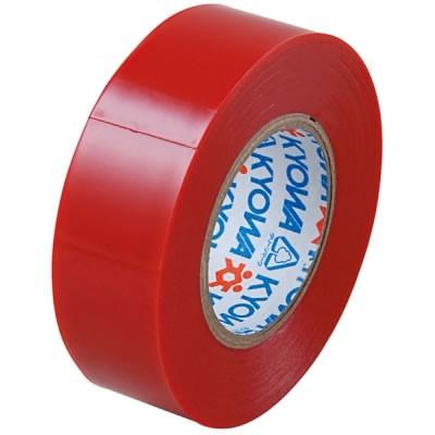 ビニールテープ 10m 赤