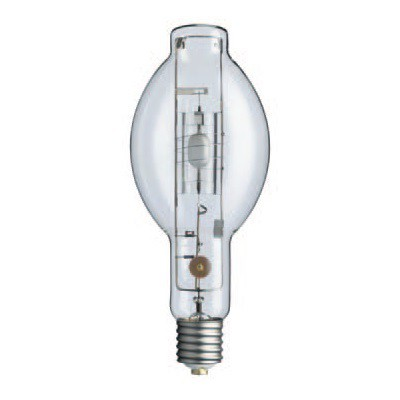 HIDランプ セラミックメタルハライドランプ(FECスタータ内蔵形) FECセラルクスエース 垂直点灯 透明形 150W 白色 E39