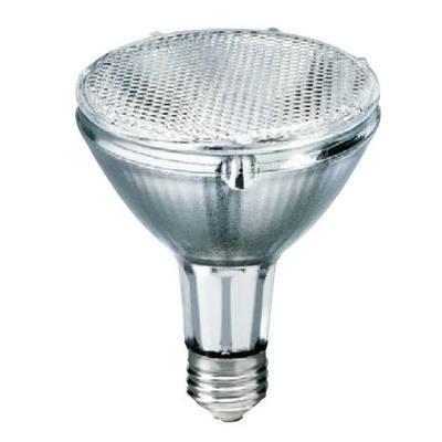 HIDランプ 高効率セラミックメタルハライドランプ マスターカラーCDM-R(リフレクタータイプ) PAR30 光色:3000K ビーム角:10° 70W E26