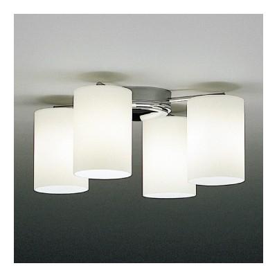LEDシャンデリア 〜4.5畳 E26 LED電球9.1W×4灯 電球色