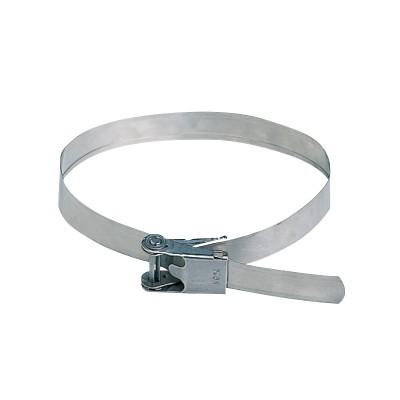 センサーライト用 鋼管柱用バンド