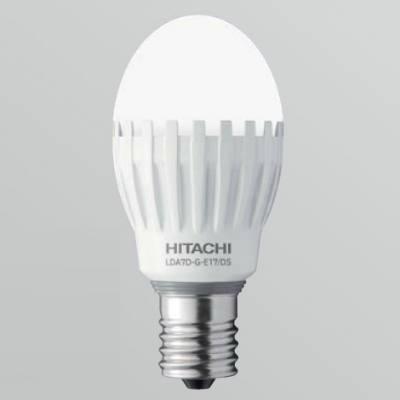 LED電球 小形電球形 調光器対応 広配光タイプ 昼光色 E17