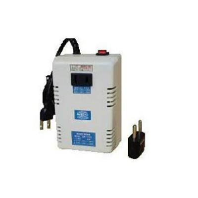 トランス式海外用変圧器 全世界対応 定格容量:350/250W