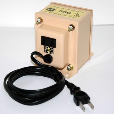 NDF-Uシリーズ ダウントランス AC120V対応 定格容量:550W