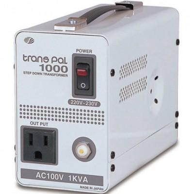 海外用トランス 丸ピンC2 AC220V〜230V 1KVA
