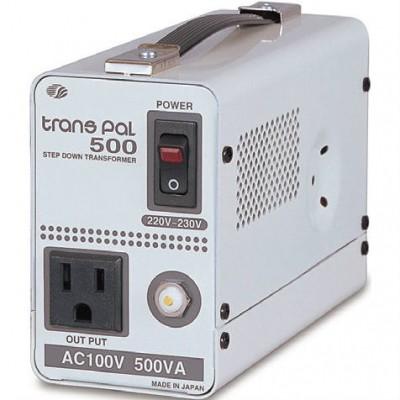 海外用トランス 丸ピンC2 AC220V〜230V 500VA