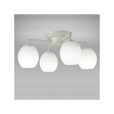 LEDシャンデリア 天井直付 小形電球50形×4灯相当 昼白色