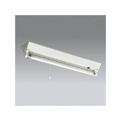 蛍光灯ベースライト 逆富士タイプ プルスイッチ付 60Hz用 FL20形(蛍光灯別売)