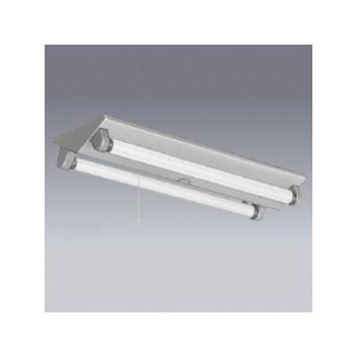 蛍光灯ベースライト 逆富士タイプ プルスイッチ付 60Hz用 FL20形×2灯(蛍光灯別売)
